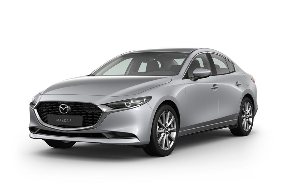 All-New Mazda3 Sedán