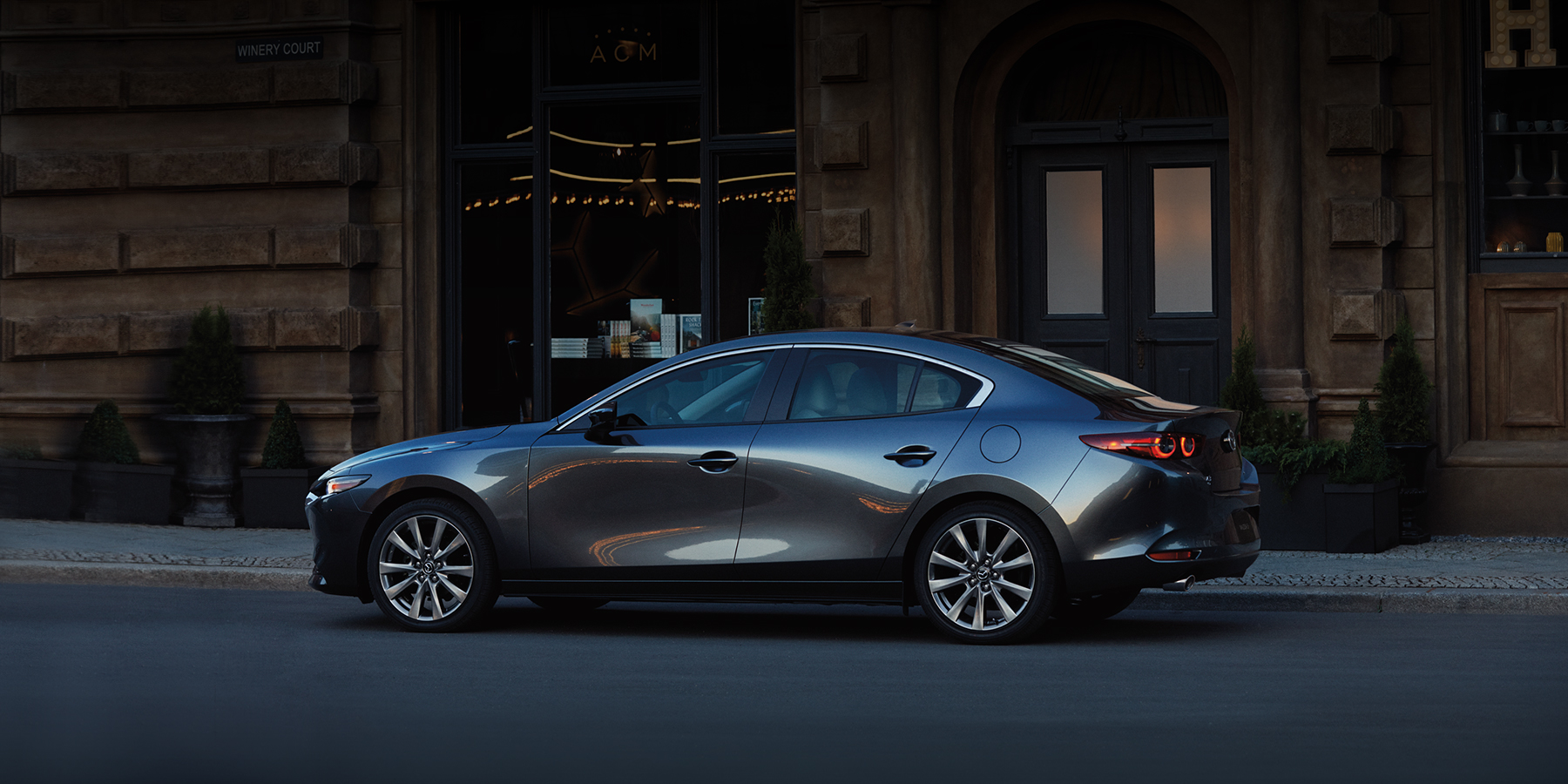 All-New Mazda3 Sedán V 2.0 7G 6MT